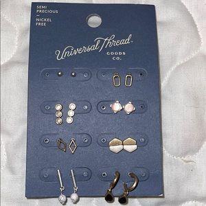 Earrings Universal Thread Semi precious